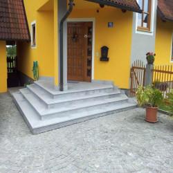 Granit Mauerstein 25 x 25 x 40