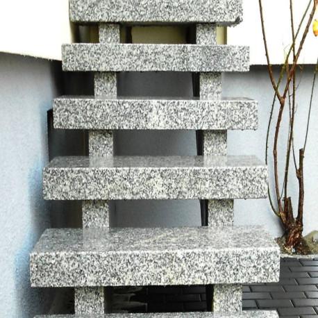 Granit Bordstein Griys 10 x 25 cm