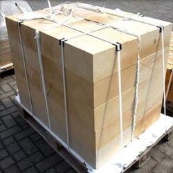 Basalt Blockstufen 18 x 35 cm geflammt 150 cm lang