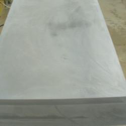 Granit Blockstufen Griys 18 x 45 cm geflammt mit Podestplatte