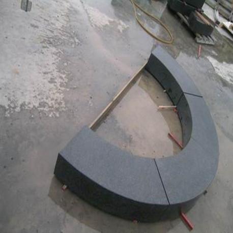 Sandstein-Blockstufen Verdico Grün 15 x 35