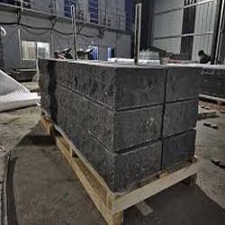 150 cm lange Granit Trittstufen Griys grau 6 x 30 cm
