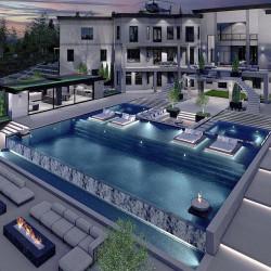 Schlossmauersteine Multicolour 20 cm tief