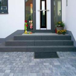 Sandstein Mauersteine Geltona gelb 20 x 20 x 40 cm gespalten Trockenmauersteine