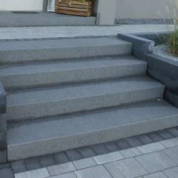 Sandstein Mauersteine Mapula Rot 20 x 20 x 40