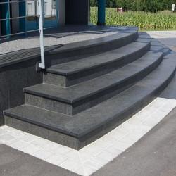 26 cm breite Sandstein Mauerabdeckplatte Farin beige 3 cm