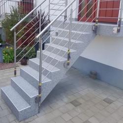 Granit Schotter Hellgrau in BIG BAG Deko Kies