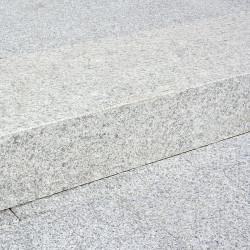 Sandstein Pflaster Mapula rot gespalten im Big Bag  Detail