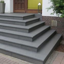 Sandstein Verblender Mapula Rot 2-3 cm gesägte Rückseite