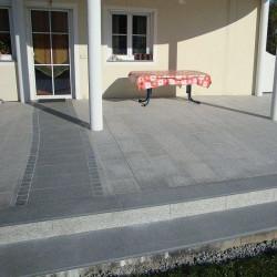 Schlossmauersteine Sandstein Multicolour bunt 20 cm tief 40 cm Länge
