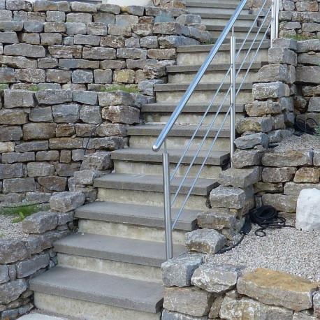 Sandstein Verblender Gobi Gelb 2-3 cm 30 x 15 cm