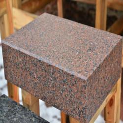 Sandstein Verblendmauer Steine Alba weiß 2-3 cm stark