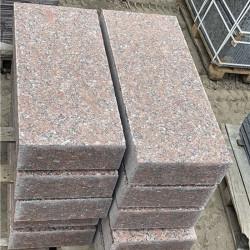 Sandstein Verblendmauer Steine Alba weiß 2-3 cm stark Detail