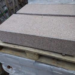Universal Mauerstein Griys hellgrau 6 Seiten gesägt 20 cm hoch