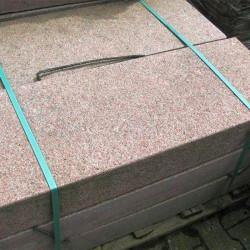 Universal Mauerstein Griys hellgrau 6 Seiten gesägt 15 cm hoch