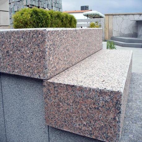 80 x 60 cm Sandstein Terrassenplatten Alba Weiß 3 cm