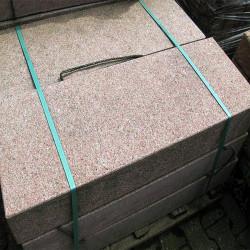 Sandstein Terrassenplatten Farin hellgelb beige 3 cm