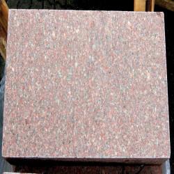 Sandstein Terrassenplatten Alba Weiß 3 cm stark sandgestrahlt 60 x 40 cm