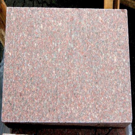 Granit Terrassenplatten Griys Hellgrau 3 cm
