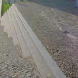 Sandstein Terrassenplatten Gobi Gelb 3 cm sandgestrahlt  80 x 80 cm und Sondergrößen