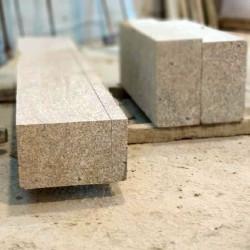 Antike Granit Terrassenplatten 5 cm stark 80 x 40 cm